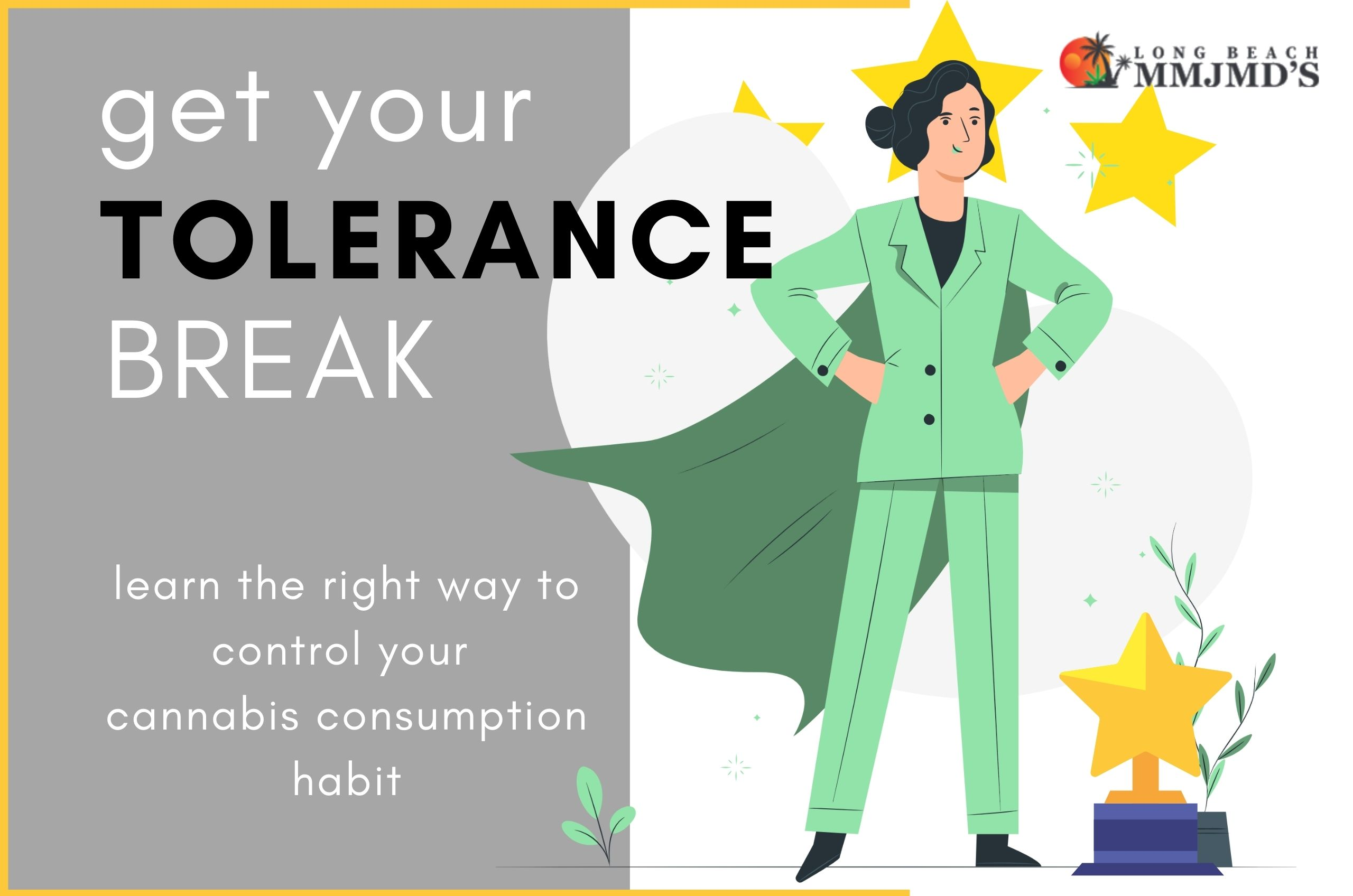 Guide to a Tolerance Break For Beginners