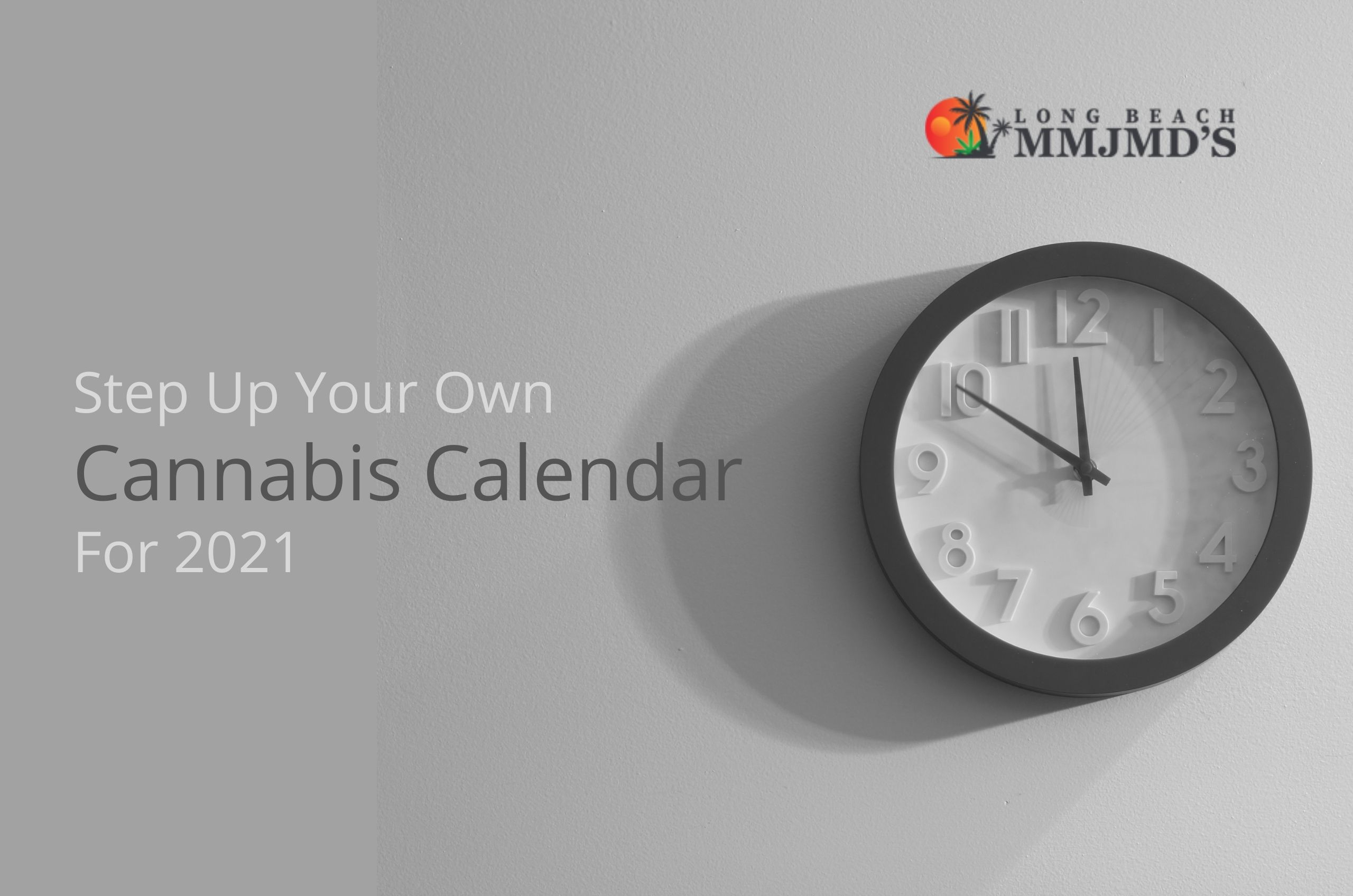 here is the ultimate calendar building guide for scheduling personal cannabis growth